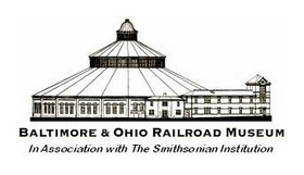 Official Baltimore & Ohio Railroad Museum Logo